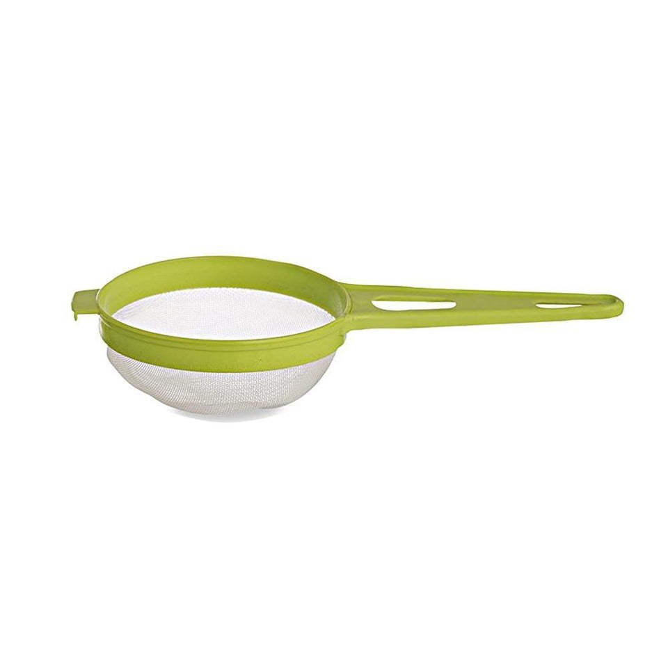 0897 Plastic Big Tea Strainer Sieve/Chai Chalni/Tea chalni (897_Big_Plastic_Strainer)