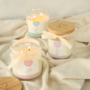 relief scented candle with jewel jewelcandle gallery 5