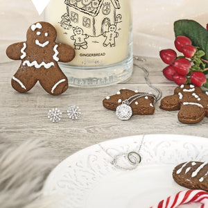 gingerbread cookies scented candle with jewel jewelcandle gallery 1