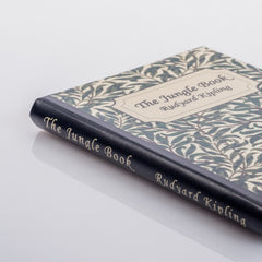 CLASSIC JUNGLE BOOK COVER CASE for the Kindle Voyage: Front cover