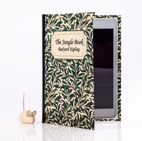 CLASSIC JUNGLE BOOK COVER CASE for the Kindle 7