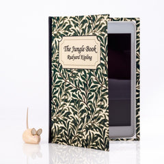 CLASSIC JUNGLE BOOK COVER CASE for the Kindle 4: Inner Cover