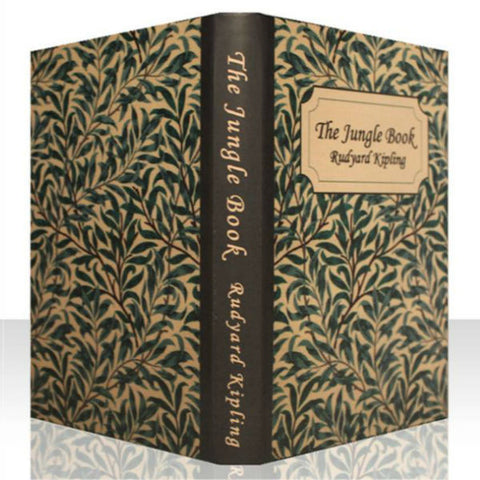 CLASSIC JUNGLE BOOK COVER CASE for the Kindle Voyage