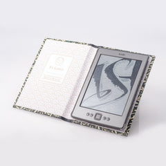 CLASSIC MARBLED BOOK COVER CASE for the Kindle 4: Holder