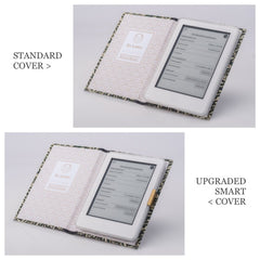 CLASSIC TAN BOOK COVER CASE for the Kobo Glo: Holder