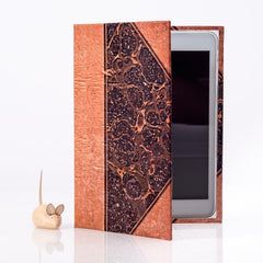 CLASSIC MARBLED BOOK COVER CASE for the Kindle Voyage: Inner Cover