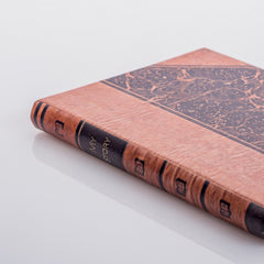 CLASSIC MARBLED BOOK COVER CASE for the Kindle 4: Front cover