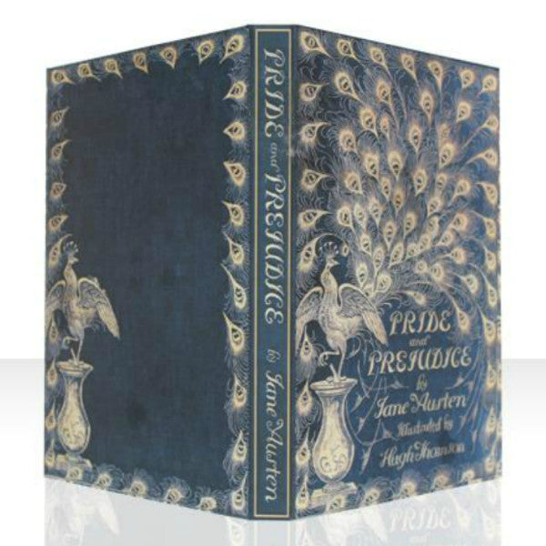 PRIDE AND PREJUDICE BOOK COVER CASE for the Kindle Voyage: Full Cover