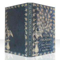 PRIDE AND PREJUDICE BOOK COVER CASE for the Kindle 4: Full Cover