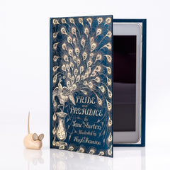 PRIDE AND PREJUDICE BOOK COVER CASE for the Kindle 4: Inner Cover