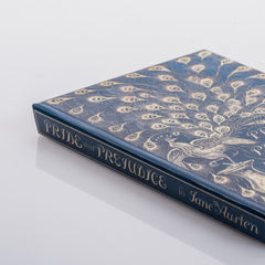 PRIDE AND PREJUDICE BOOK COVER CASE for the Kindle Paperwhite: Front cover
