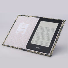 GREEN PERSONALISED RETRO BOOK COVER CASE for Any Device: Holder