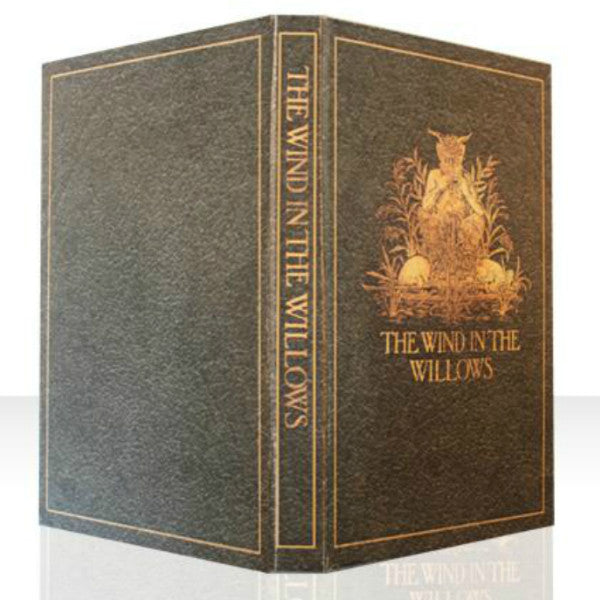WIND IN THE WILLOWS BOOK COVER CASE for the General: Full Cover