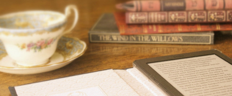 Marston Bindery - Kindle Covers that look like books