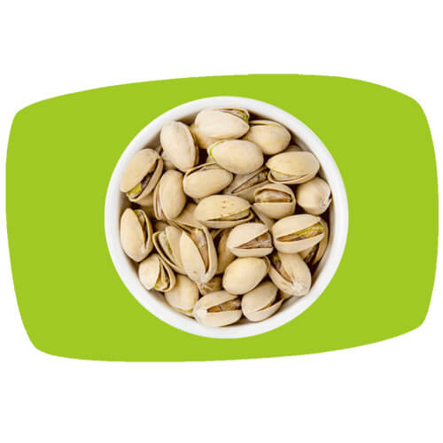 Salted Pistachios (In Shell), 1kg