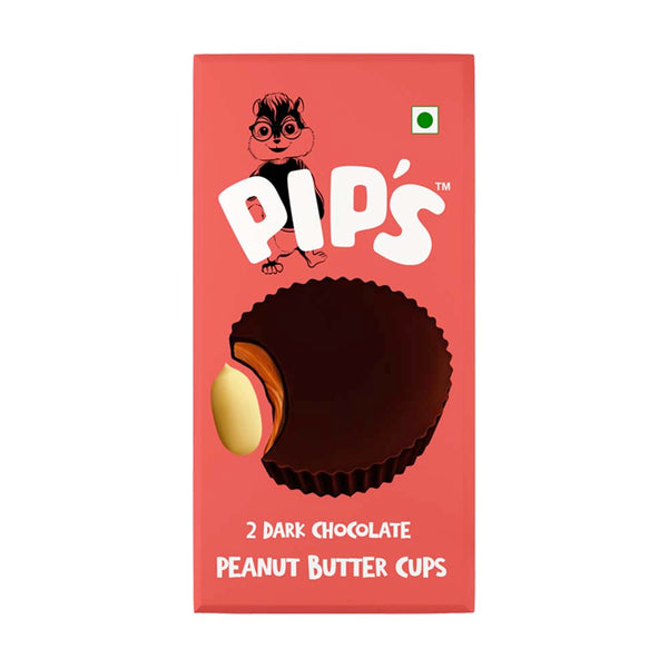 Dark Chocolate Peanut Butter Cups ( 144 Packs )