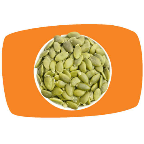 Raw Pumpkin Seeds (No Shell), 200g