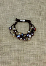 Load image into Gallery viewer, ANNA BRACELET  - 003 - BROWN