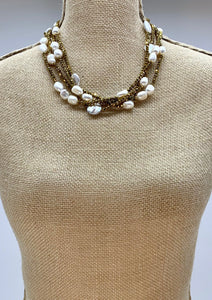 INTA NECKLACE - 026 - GOLD