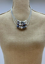 Load image into Gallery viewer, NIC NECKLACE - 065 - SILVER