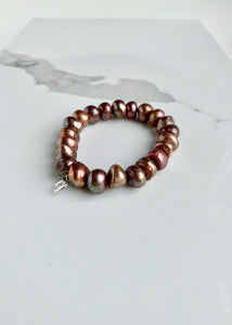 DIANA BRACELET - 016 - BROWN