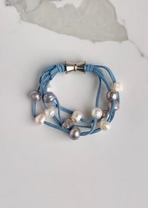 ANNA BRACELET  - 003 - FRENCH BLUE