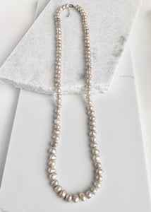 GRACE NECKLACE - 039 - CHAMPAGNE