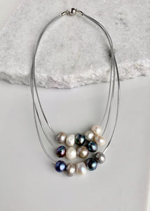NIC NECKLACE - 065 - SILVER