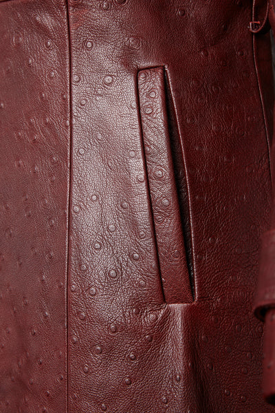 mundane.roxentone.leather.burgundy.handmade.crafted.premium.leather.sustainable