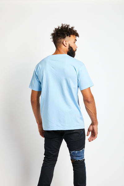 ORIGINAL LIGHT BLUE JP TEE