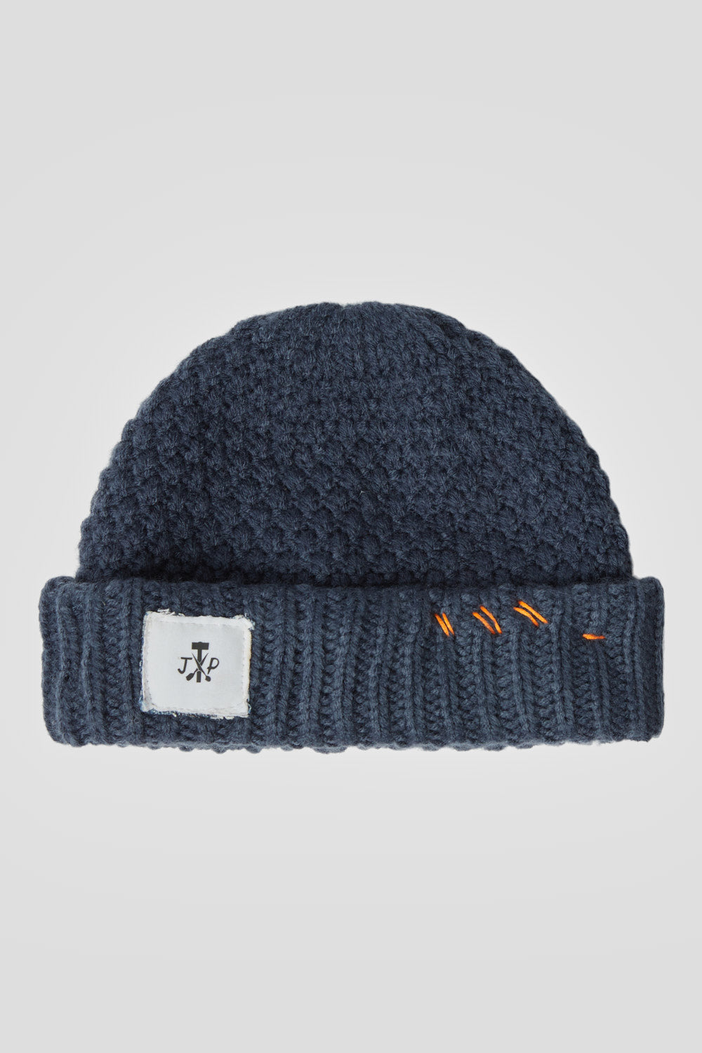 FISHERMAN BEANIE HATS IN BLUE