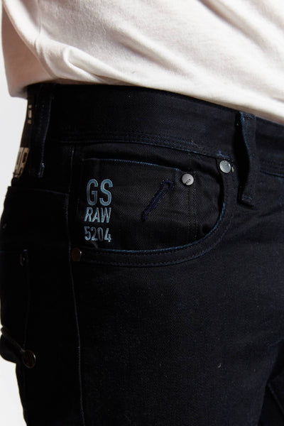 G-STAR RAW RECONSTRUCTED PATCHWORK COTTON BLACK 32 W JEANS-BOTTOMS-Mundane Official-32-BLACK-Mundane Official