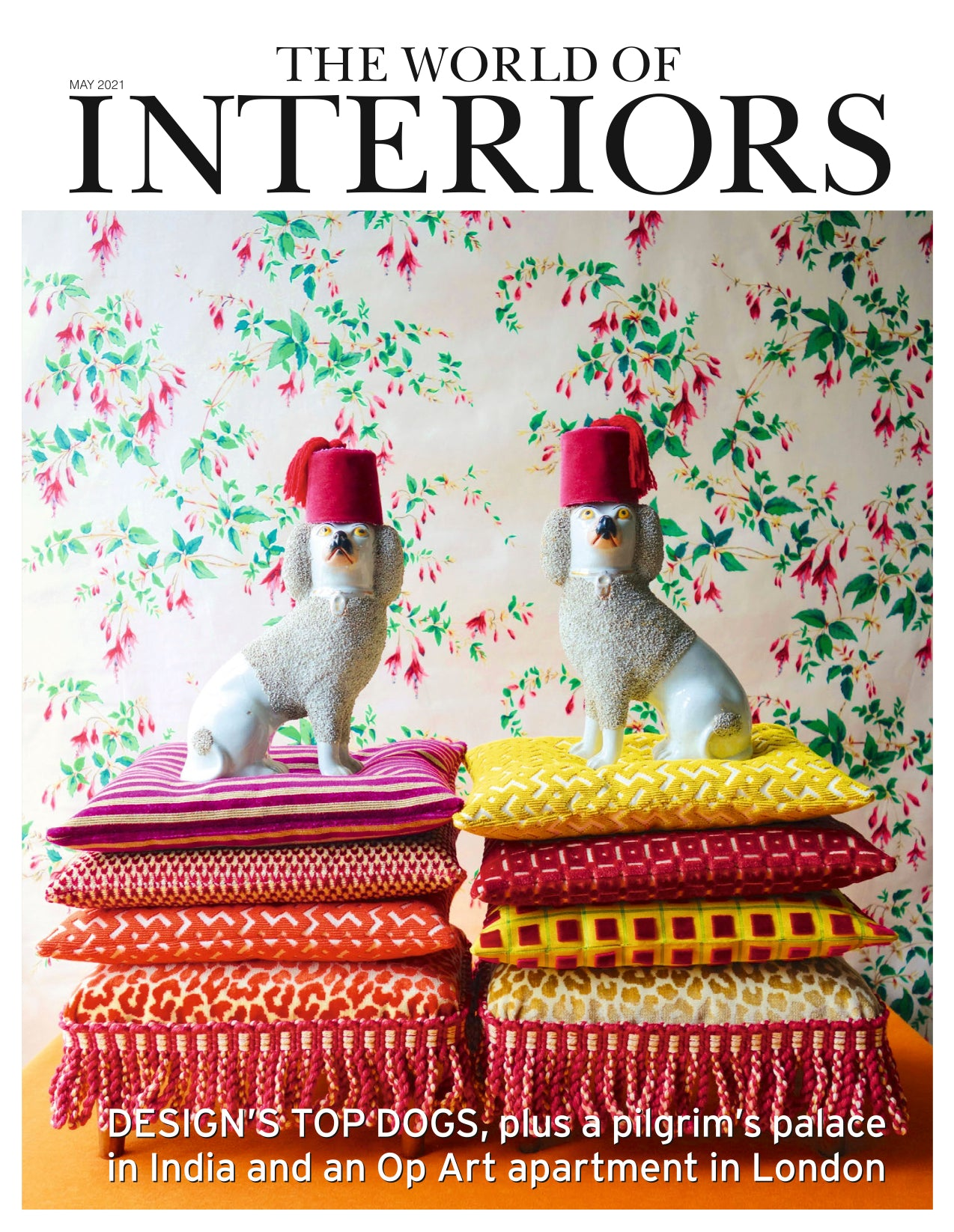 The World of Interiors - Cover May 2021