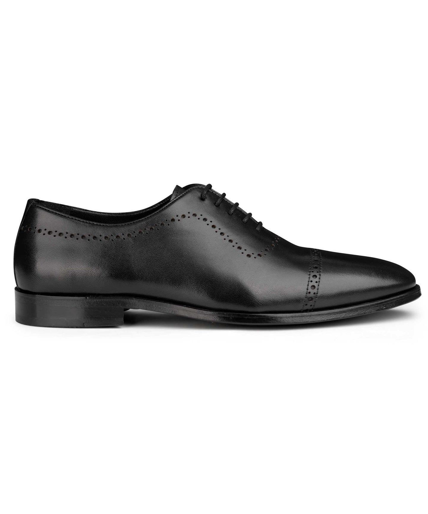 Oxford Brogue Schwarz