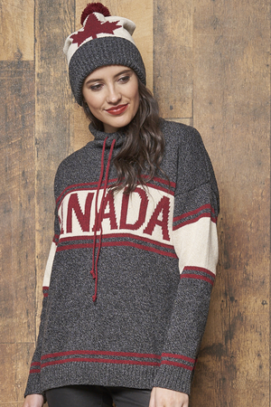 Open image in slideshow, Parkhurst Cotton Country Pullover Canada