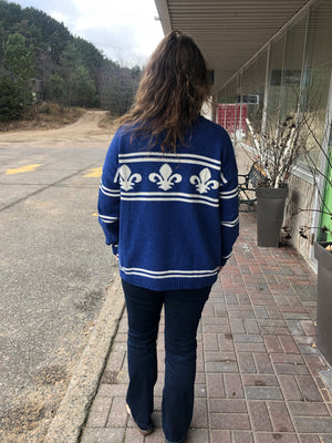 Parkhurst Cotton Country Pullover Quebec