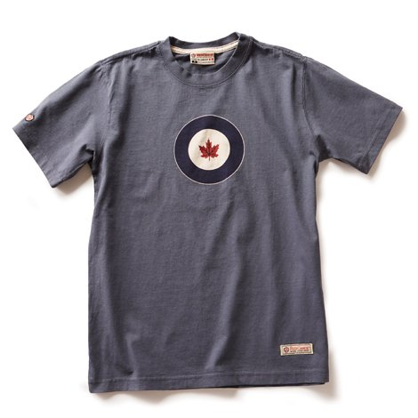 Red Canoe Men's T-shirt RCAF