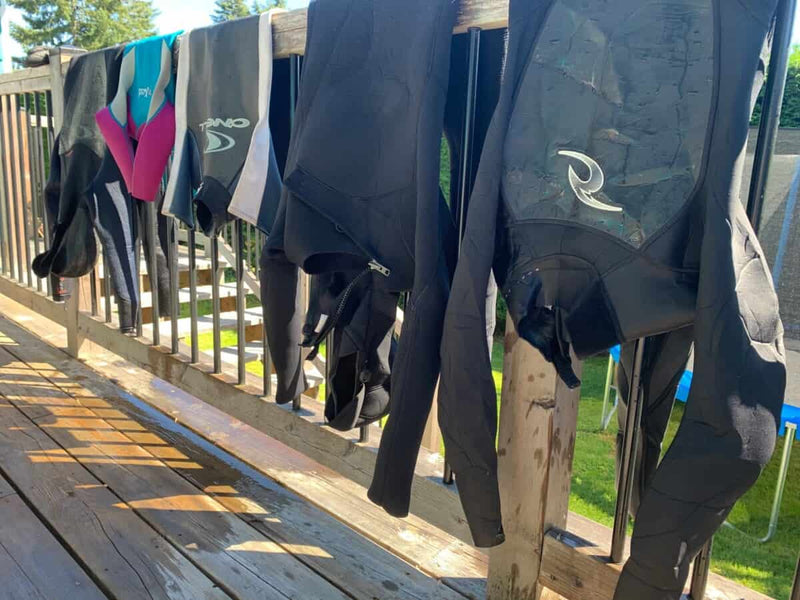 Wetsuit Care – 13 DO's And DONT's To Make Your Wetsuit Live Longer