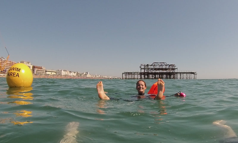 Sea and cold water swimming safety