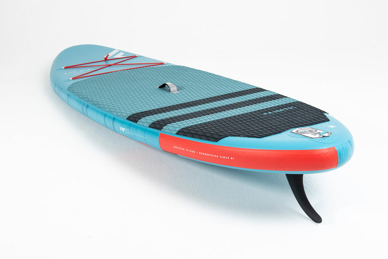 "Fanatic Fly Air Pure (blue) 10'4"" iSUP Package"