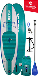 "Jobe 10'6"" Yarra Inflatable Paddleboard Package"