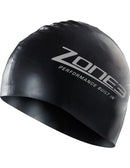 Zone 3 Silicone swim black