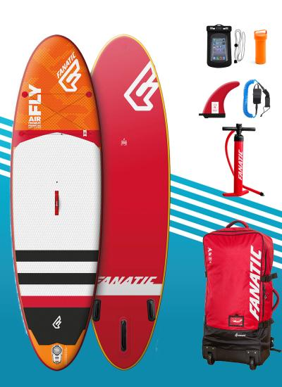 Fanatic Fly Air Premium 10'8