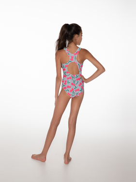 Protest EMMI JR Kids Swimsuit - Seashell
