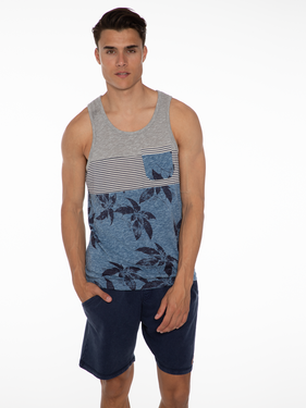 Protest LEEDS Tank Top - Airforces