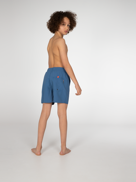 Protest CULTURE JR Boy's Beach Short - Blue Gas