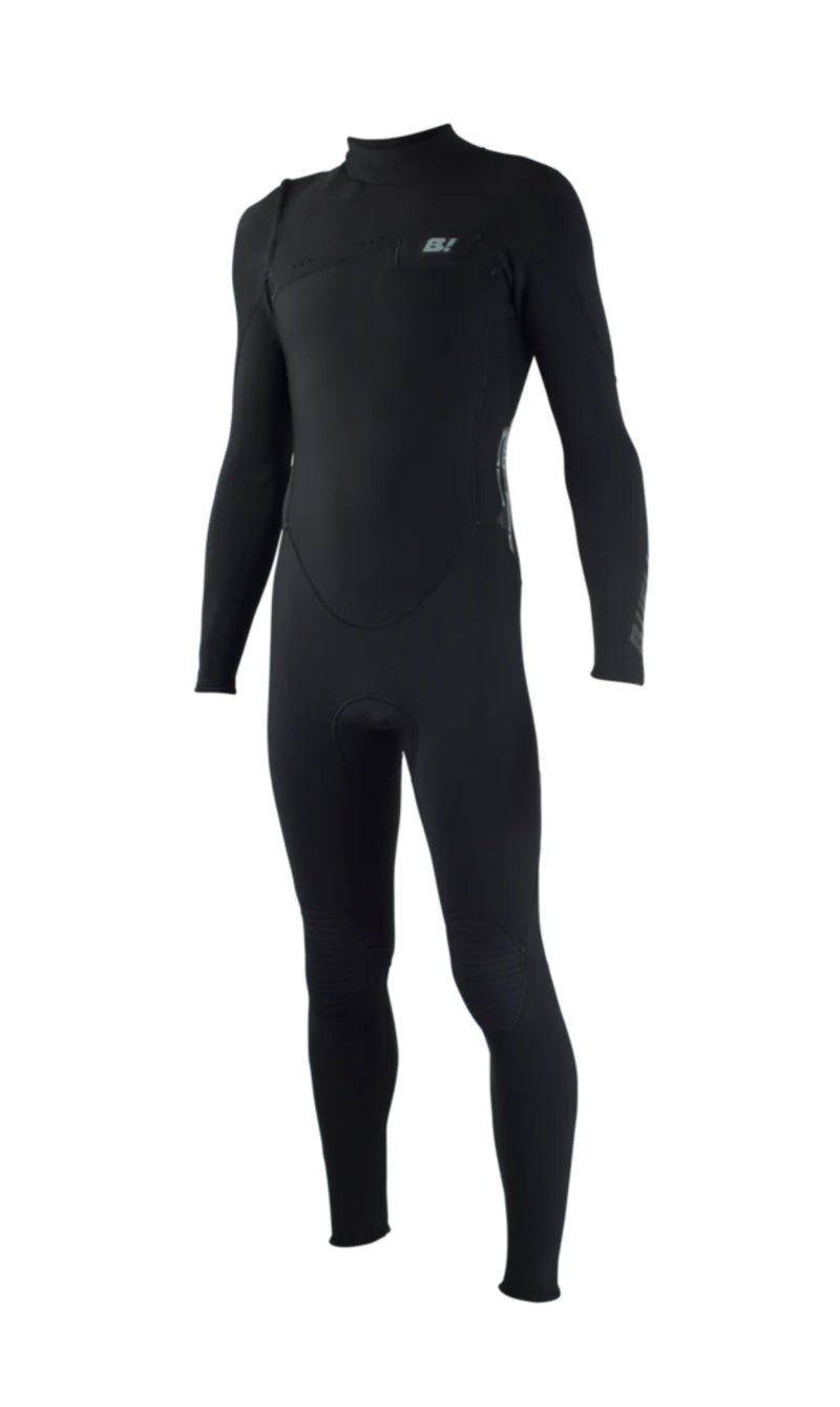 Buell RB3 Attack Mode 3/2mm Full Wetsuit - Men's (Black)