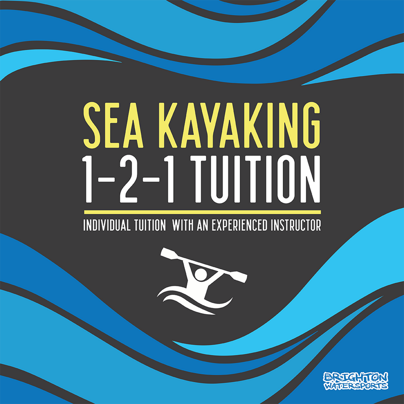 Gift Card - Kayak one-to-one tuition