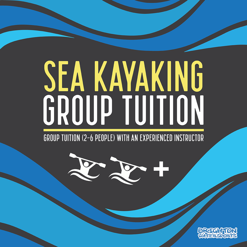 Gift Card - Kayak Group Tuition