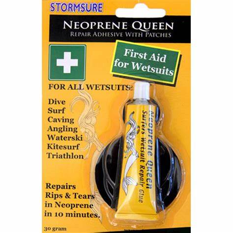 Neoprene Queen Wetsuit repair kit 30g